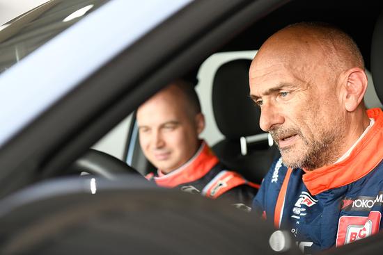 Per lo sviluppo della i30 N TCR, Hyundai si è avvalsa dell'aiuto di Gabriele Tarquini
