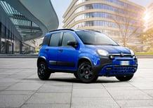 Fiat Panda, arriva la serie speciale Waze