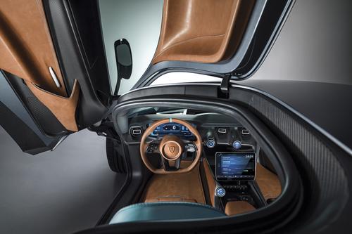 Porsche compra il 10% di Rimac (3)