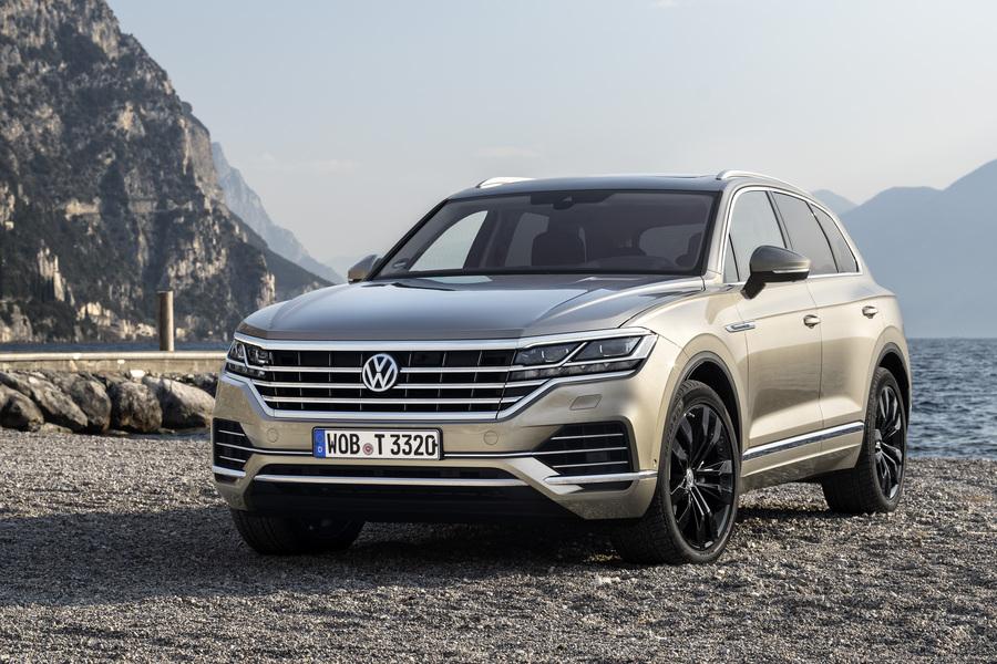 Volkswagen Touareg (2018->>) (2)