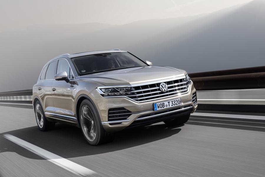 Volkswagen Touareg (2018->>)