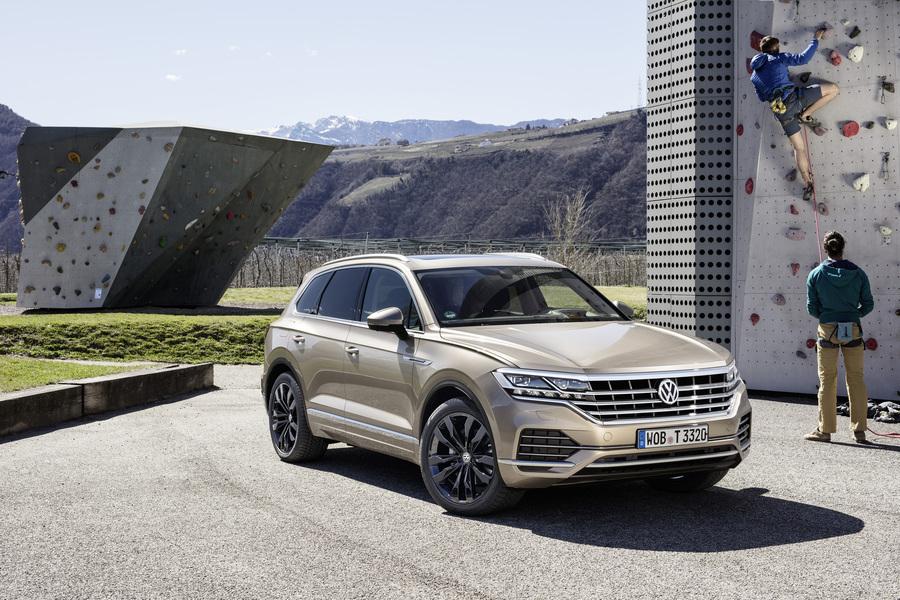 Volkswagen Touareg (2018->>) (4)