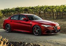 Alfa Romeo: Giulia in produzione dal 14 marzo