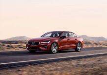 Volvo S60, svelata la berlina che nasce negli USA