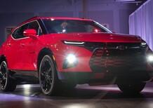 Chevrolet Blazer: rinasce il mito USA in chiave crossover