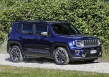 Jeep Renegade 2019 | Fari Full-LED e motore 3 cilindri 1.0 120 CV [Video]