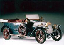 A.L.F.A. 24 HP, la prima Alfa Romeo della storia