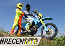 Acerbis Mx Iyengar Vented. Recensito completo offroad