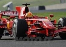 Rossi sulla Ferrari F1 a fine gennaio