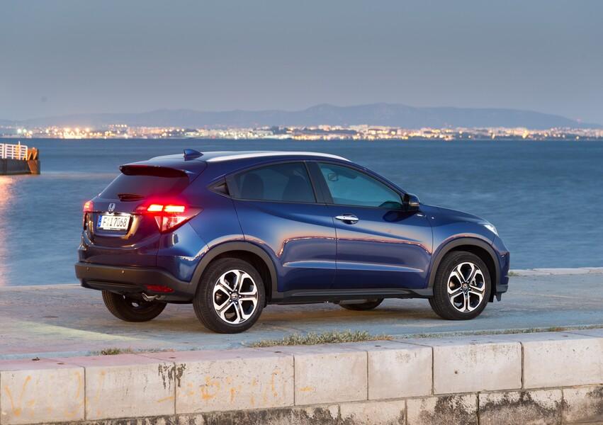 Honda HR-V 1.5 i-VTEC Dynamic Navi ADAS (2)