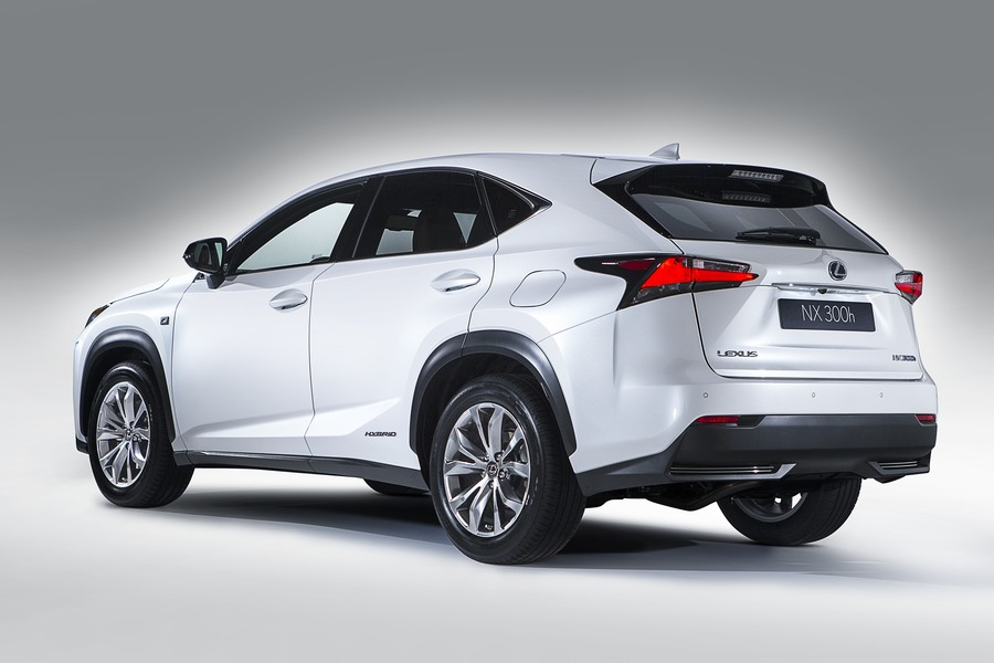 Lexus NX (4)