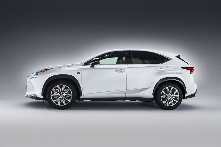 Lexus NX (2)