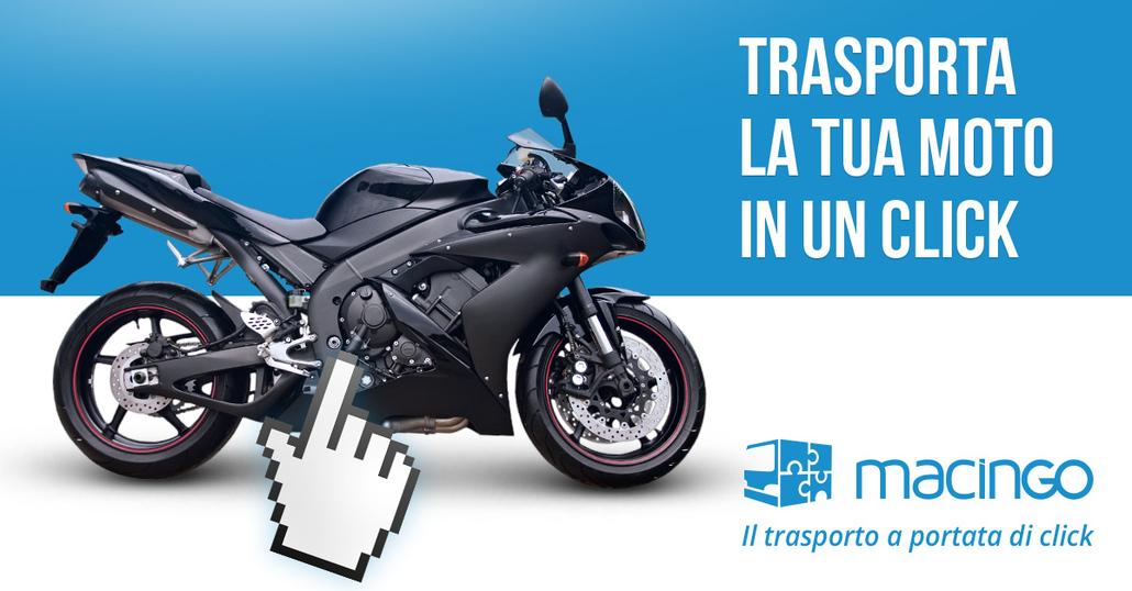 Macingo.com: trasporta la moto con un click