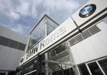 BMW Motorrad Roma prima nel mondo per vendite