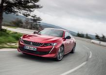 Peugeot 508 2018 | la berlina che fa il verso alla coupé, non solo nel look [Video]