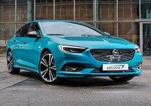Opel Insignia, nuove personalizzazioni
