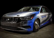 Volkswagen Jetta Bonneville, pronta per la speed week