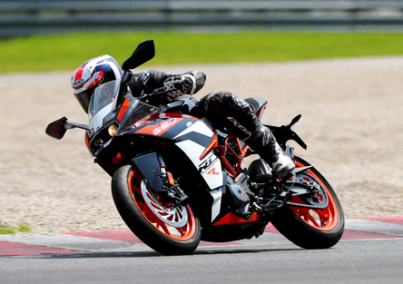 KTM RC 390R. Supersport Ready to Race