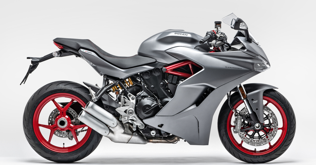Ducati SuperSport: richiamo per l'airbox