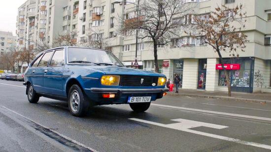 La Dacia 2000 era la versione rumena della Renault 20 che nel 1982 vinse la Parigi-Dakar. Non era in vendita per i privati, ma riservata a polizia e corpo diplomatico