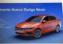 Fiat Tipo: in Messico diventa Dodge Neon