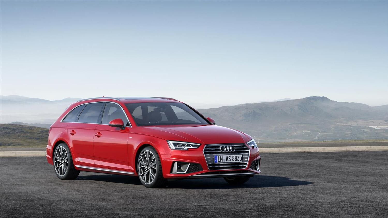 Audi A4, arrivano i model year 2019