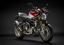 Ducati Monster 1200 25° Anniversario (2018 - 19)