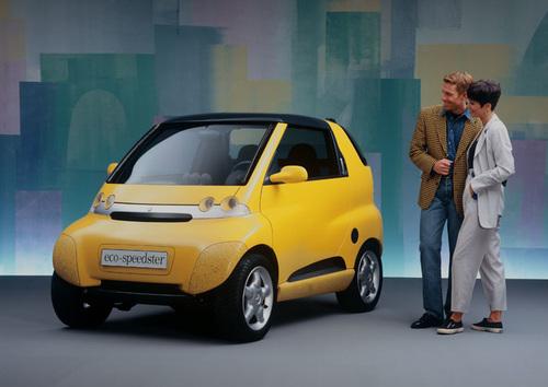 Smart, 20 anni fa nasceva la city car voluta da Mr Swatch (4)