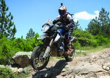 KTM 790 Adventure R, test in Sardegna