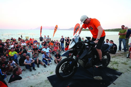 KTM 790 Adventure R, test in Sardegna (2)