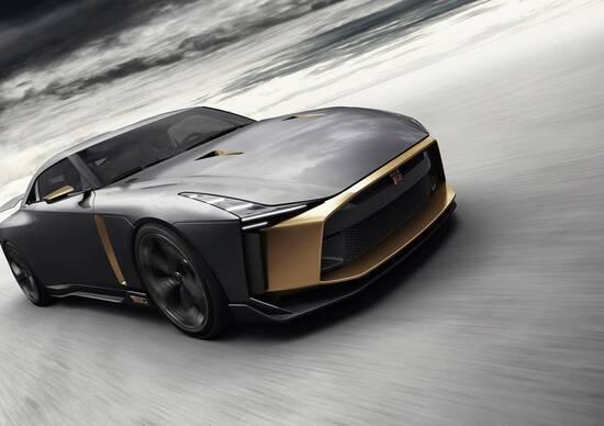 Nissan, partnership con Italdesign per la GT-R50