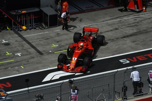 F1, GP Austria 2018: vince Verstappen. Secondo Raikkonen (6)