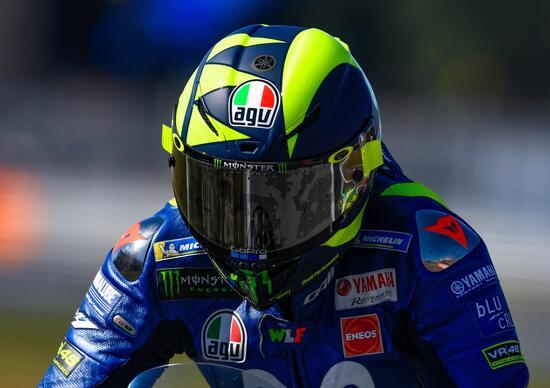 MotoGP 2018. Rossi: Dovi strategicamente poco intelligente