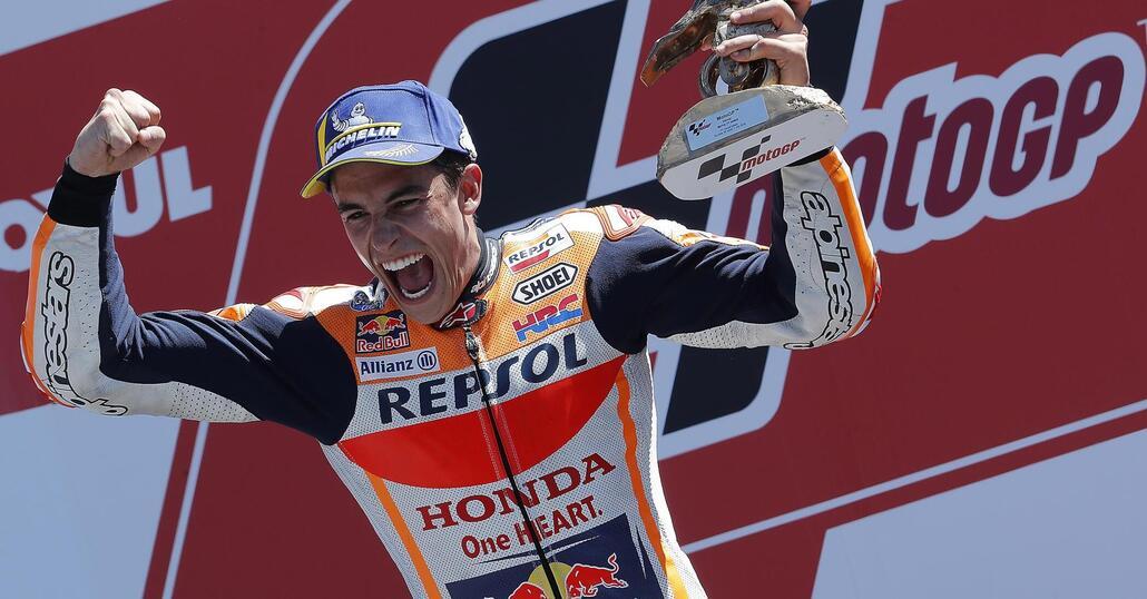 MotoGP 2018. Marquez vince il GP d'Olanda
