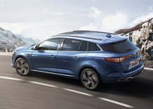Nuova Renault Megane Sporter: svelata la sw francese