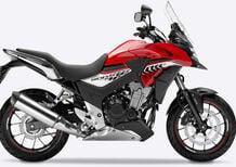 Honda CB 500 X ABS (2016 -17)