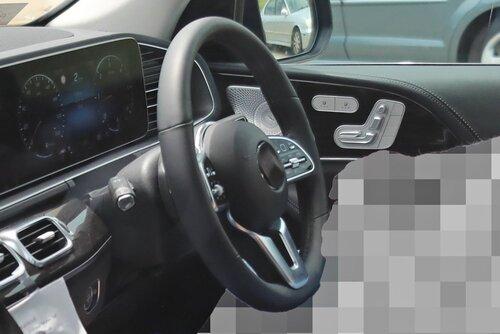 Nuova Mercedes GLE 2019: 3 modelli preserie sul lago di Como (5)