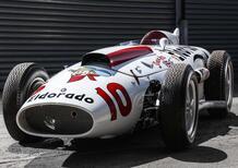 60 anni di Maserati Eldorado, prima monoposto sponsorizzata