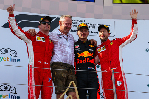 F1, GP Austria 2018: le pagelle del Red Bull Ring