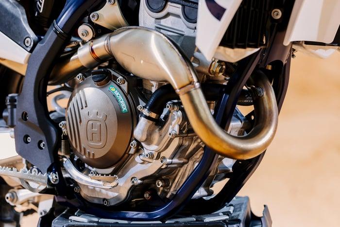 Il motore della FC 250