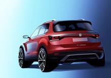 Volkswagen T-Cross: arriverà nel 2019 [Video]