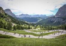 Sellaronda Day: la sfida ai 4 Passi con le eBike Bosch