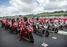 Ducati Riding Experience 2016, date e circuiti