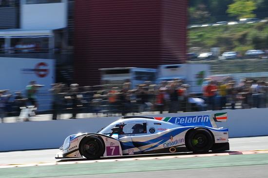 I primi passi di Cetilar Villorba Corse in LMP3