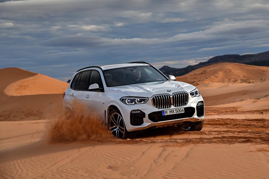 BMW X5 (2018->>) (5)