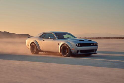 """Dodge Challenger SRT Hellcat Redeye, """"muscle car"""" da 797 CV  (4)"""