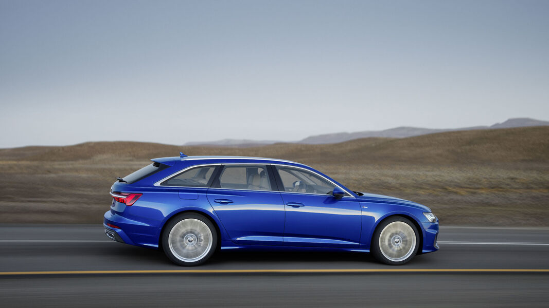 Audi A6 Avant 45 3.0 TDI quattro tiptronic Business Design (3)