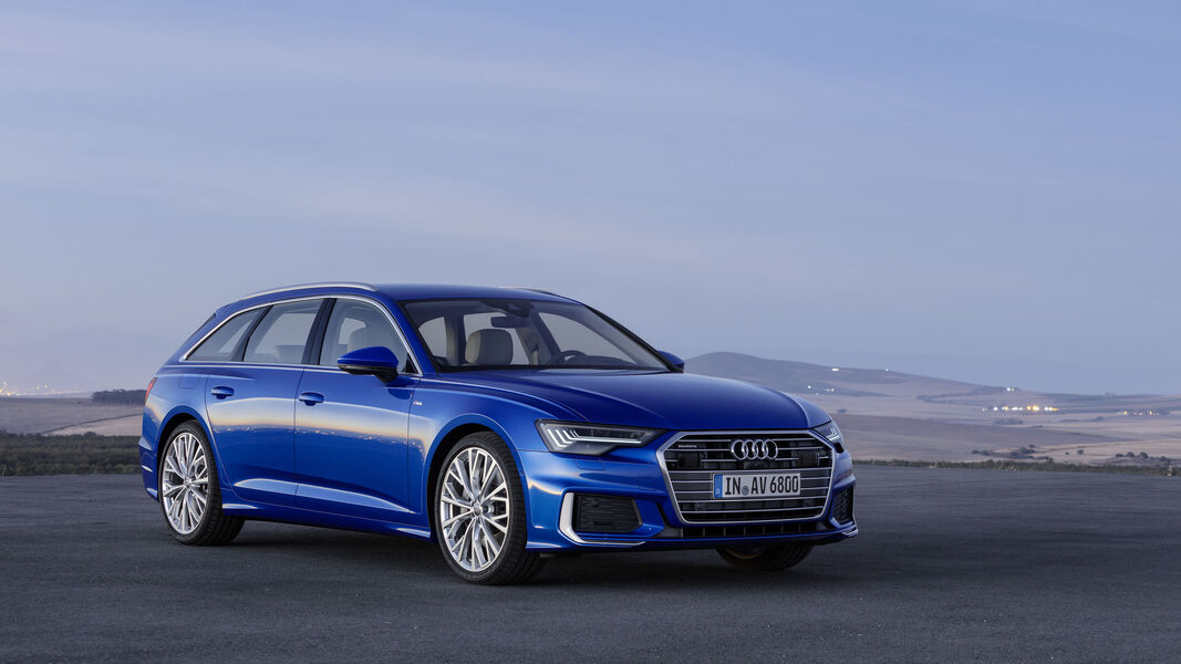 Audi A6 Avant (2018->>)