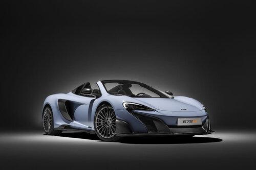 McLaren: omaggio alla P1 e 675LT in edizione limitata (2)