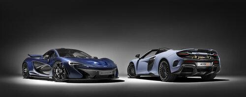 McLaren: omaggio alla P1 e 675LT in edizione limitata (8)